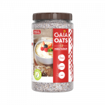 Gaia Oats with Multigrain Jar 1kg Front
