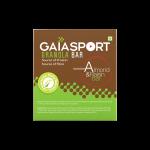 Gaia Almond Raisin Bar Front