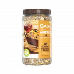 Gaia Crunchy Muesli Nutty Delight Front