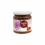 Gaia Flax Seeds front