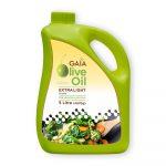 Gaia Olive Oil Extra Light 5 Litre