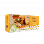 Gaia Oatmeal Cookies Front