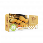 Gaia Digestive Cookies Front