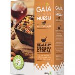 Gaia Cruncy Muesli Nutty Delight 400g