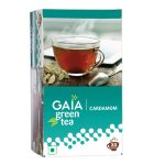 Gaia Green Tea Cardamom