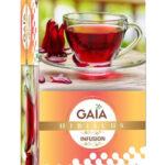 Gaia Hibiscus Green Tea