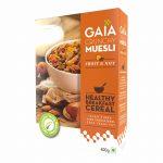 Gaia Crunchy Muesli Fruit & Nut 400gm